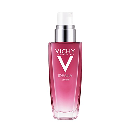 Vichy Idéalia Radiance Boosting Anti-Aging Face Serum with Antioxidants, 0.51 Fl. Oz. (Radiance Serum)