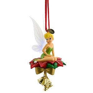 Disney TinkerBell Tree Topper And Very Cute TinkerBell Christmas ...