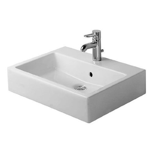 Vero Wall Mount or Above Counter Sink Faucet Mount: Single Hole