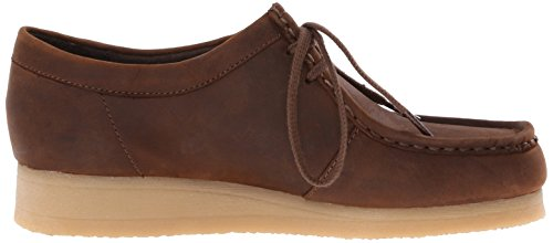 Clarks Womens Padmora Oxford Brown Smooth