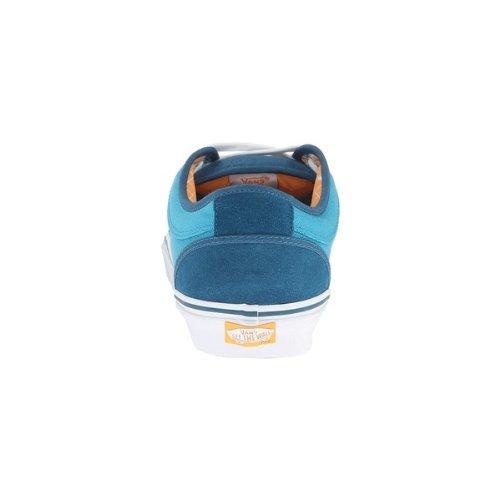 [バンズ]Vans メンズ CHUKKA LOW スニーカー (80'S BOX) TEAL ブルー US13(31.0cm) [並行輸入品]