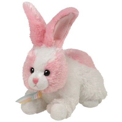 Ty Beanie Babies Sorbet Pink Bunny