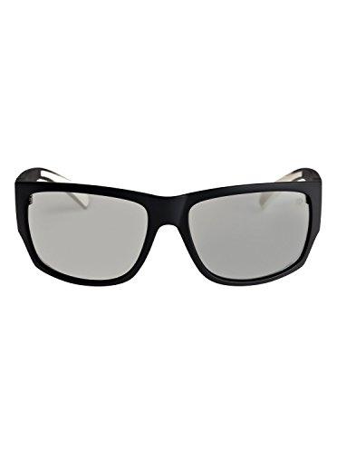 Hombre Hexa Polarised Black Gafas Matte para de Landscape Print Photo Quiksilver Photochromic sol vwB00q