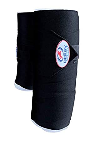 Set of Two Derby Originals No-Bow Leg Wrap and Standing Bandage Combo