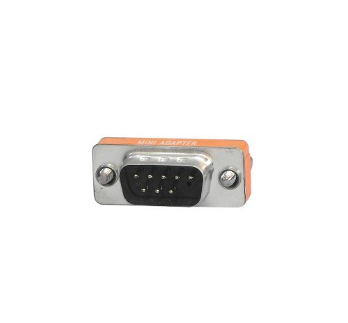 Your Cable Store Serial Port 9 Pin Null Modem Adapter DB9 Male/Female ()
