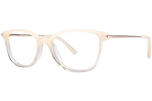 Ted Baker B735 Womens Eyeglass Frames - White - Baker Glasses Ted For Women
