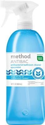 method-antibacterial-cleaner-spearmint-blue-28-oz-spray-bottle