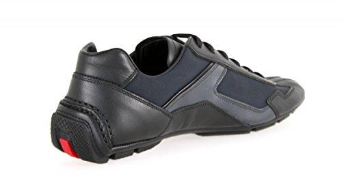 Prada hommes de 4e2791LTI F0804en cuir Baskets/Sneaker