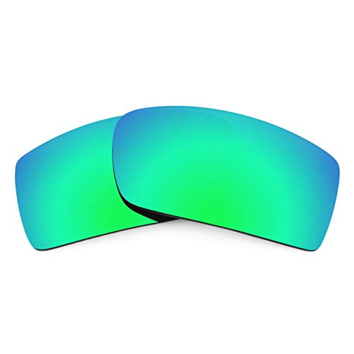 Revant Polarized Replacement Lenses for Oakley Gascan Elite Rogue Green - Video Velocity Go