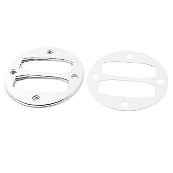 eDealMax 15 piezas DE 72 mm Dia de aluminio Compresor de aire CULATA Juntas arandelas: Amazon.com: Industrial & Scientific
