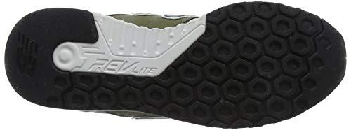 New Uomo Green Balance 247v1 Op Verde silver Sneaker triumph BrxzBAvpqn