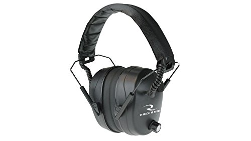 Radians 432-Ehp Electronic Ear Muff, Black by Radians (Image #1)