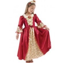 Christmas Belle Fancy Dress Costume 5-7 years: Amazon.co.uk: Toys ...