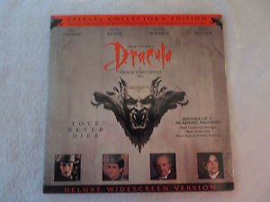 Bram Stokers Dracula (laserdisc) from Columbia