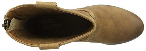 Bullboxer 539e6l500, Zapatillas de Estar por Casa para Mujer Marrón - Braun (TANN)