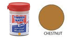 (Timbermate WB Wood Fill 8oz Chestnut)