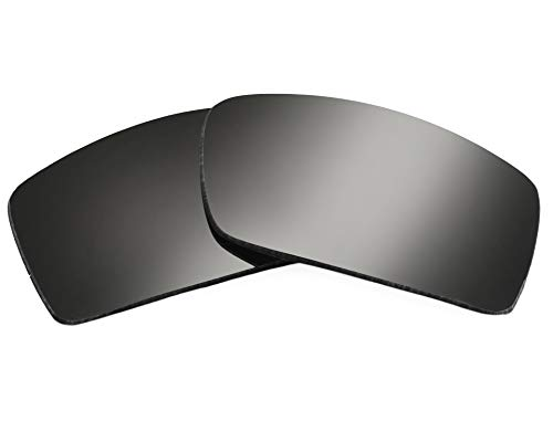 Replacement Lenses Compatible with OAKLEY Gascan Non-Polarized Black Iridium