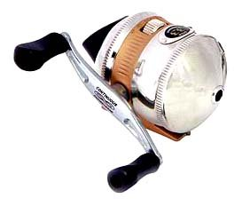 Zebco 33GOLD Gold Series Spincast Reel, Outdoor Stuffs