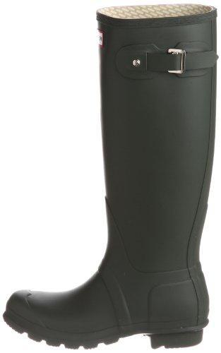 Hunter Women's Original Tall Dark Olive Rain Boots - 8 B(M) US by Hunter (Image #5)