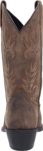 Laredo Men's Willow Creek Boot,Tan Crazyhorse,10.5 D (M) US