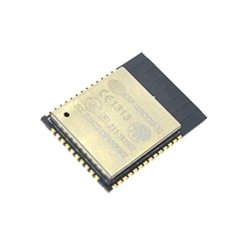 ESP32-WROOM-32 Espressif Official Module - ESP-32S: Amazon