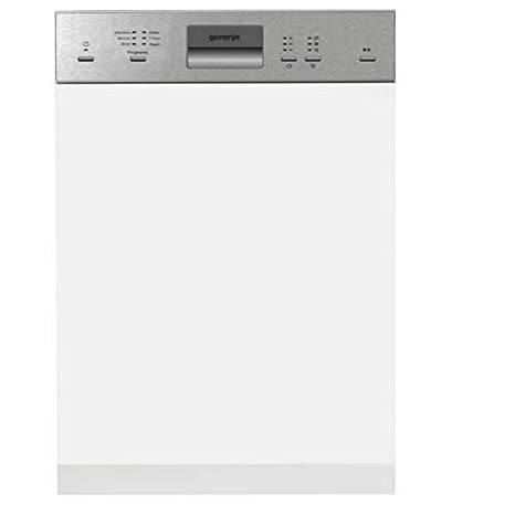 Gorenje GI51010X Semi-incorporado 9cubiertos A++ lavavajilla ...