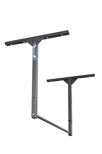 Ceiling Mount Chin Up Bar - Stud Bar: Ceiling Mountable Pull Up Bar, Large