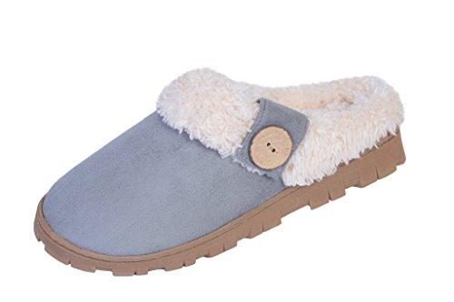 Avanti Womens Toasty Fleece Slipper