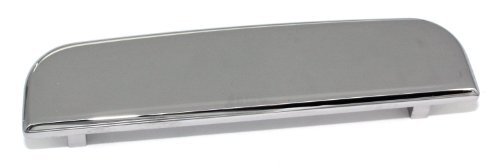 All Sales 909 Polished Billet Aluminum Tailgate Handle - Polished Tailgate Handle
