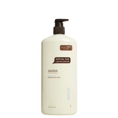 Ahava Mineral Body Lotion, Triple Taille, 24 onces
