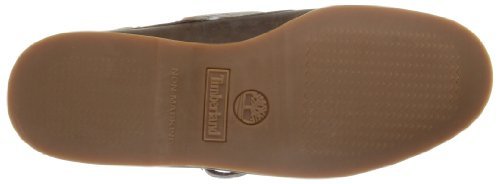 Timberland Icon Classic 2-Eye - Zapatos de cuero para hombre Marrón (Gaucho Roughcut Smooth)