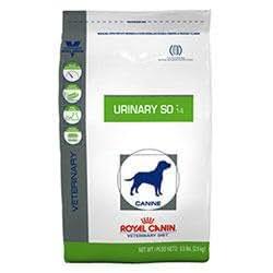 Royal Canin Veterinary Diet Canine Urinary SO 14 Dry Dog Food 25.3 lb bag by Royal Canin Veterinary Diet