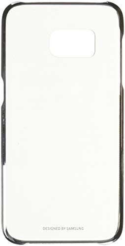 Samsung Galaxy S7 Case Clear Protective Cover - Black