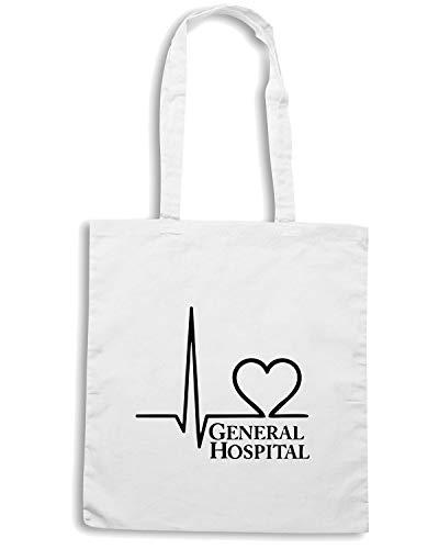 TLOVE0025 HOSPITAL I Bianca GENERAL Borsa LOVE Shopper 8gZq8wU