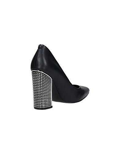 Zapatos negro vestir de negro Guess para mujer Piel de wgUxdA