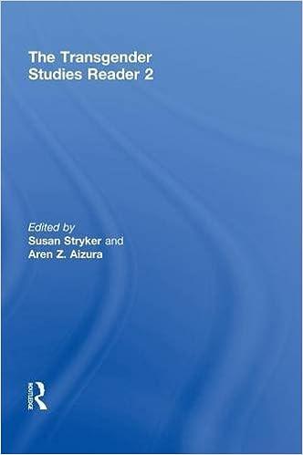 The Transgender Studies Reader