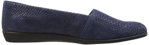 Snake m B De Slip Loafer on Aerosoles Mujer Setter Us Azul Trend 5 azul ngqTUT7
