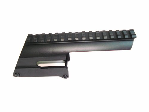 Sun Optics USA Shotgun Rail Win Super X2/SX3/FX3/ Browning Gold 12 Saddle Scope - Sun Optics