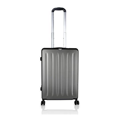 Cross Supreme Polycarbonate 57 cms Grey Hardsided Cabin Luggage (ACO2332321_3-S85)