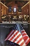 img - for READINGS IN U.S.HISTORY,V.I >CUSTOM< by WRIGHT (2014-05-04) book / textbook / text book