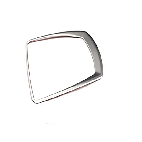 c72757201c8d Image Unavailable. Image not available for. Color  2011-2015 for BMW 5  Series 5GT F10 F07 Interior Front Reading Lamp Cover Stainless