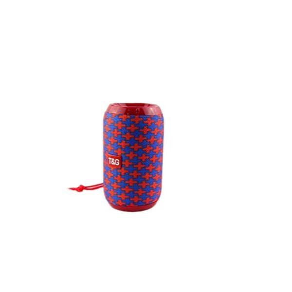 Haut-Parleur Portable Bluetooth étanche Voyage en Plein airCamouflage Portable 160mmx68.8mm de Camouflage portatif extérieur de Carte de Haut-Parleur portatif sans Fil imperméable de Bluetooth 7