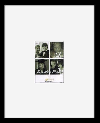 Timeless Frames 78317 Anna Signature Frame, Black, 16