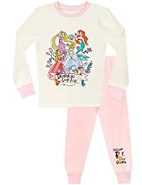 Disney Girls' Princess Pajamas