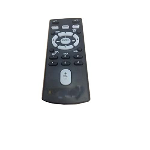 EREMOTE Easy Replacement Remote Control Suitable for Sony CDX-GT71W CDX-GT43IPW CDX-GT44IP CDX-GT740UI CDX-GT805DX Car CD ACC MP3 Radio Audio System Player by EREMOTE (Image #3)'