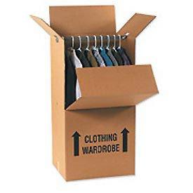 Caja socios armario cajas de embalaje, 20