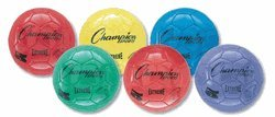 Extreme Soccer Balls - Size 5 (Set 6) by Olympia Sports