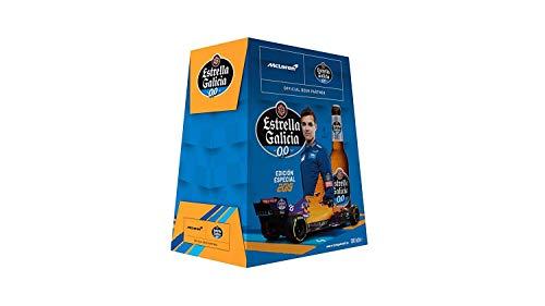 Estrella Galicia Cerveza 00 – Pack de 6 botellas x 25 cl