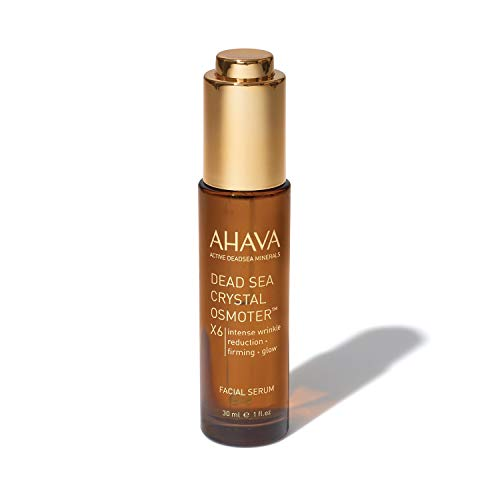 - AHAVA Dead Sea Crystal Osmoter 6 X Intense Wrinkle Reduction, Firming and Glow Serum