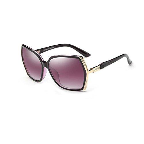 f3536041da CJC Polarizado Gafas de sol Mujer Sombras Clásico Sobredimensionado 100% UV  Proteccion ( Color :